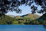 Ullswater, Lake District National Park, Cumbria, England, United Kingdom, Europe