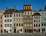 Starezawasto (Old Town), Warsaw, Poland, Europe