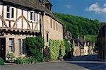 Castle Combe village, Wiltshire, England, United Kingdom, Europe
