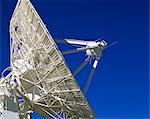 VLA antenna, Socorro, New Mexico, United States of America, North America
