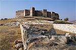 Château byzantin, château de Selcuk, Anatolie, Eurasie