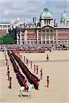 La parade de la couleur, Horseguards Parade, Londres, Royaume-Uni, Europe