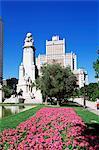 Plaza de Espana, Madrid, Espagne, Europe