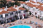 Hotel at Maspalomas, Gran Canaria, Canary Islands, Spain, Europe