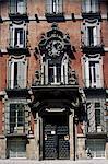 Portail de Ribera, c. de S. Jér. Madrid, Espagne, Europe