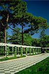 Retiro Park, Madrid, Spain, Europe