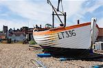 Aldeburgh, Suffolk, Angleterre, Royaume-Uni, Europe
