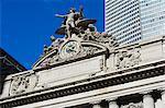 Grand Central Terminal, Manhattan, New York City, New York, États-Unis d'Amérique, North America