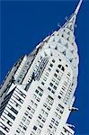 Chrysler Building, Manhattan, New York City, New York, États-Unis d'Amérique, North America