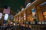 Grand Central Terminal interior, Manhattan, New York City, New York, United States of America, North America