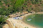 Beach, Mismaloya, Puerto Vallarta, Mexico, North America