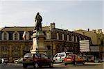 Low angle view of a statue, Place de Tourny, Bordeaux, France