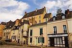 Buildings in a city, Le Mans, Sarthe, Pays-de-la-Loire, France