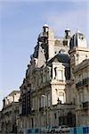 Buildings in a city, Bordeaux, France