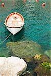 Stationne à la mer, Parc National des Cinque Terre RioMaggiore Cinque Terre, La Spezia, Ligurie, Italie