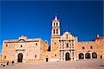 Facade of a church, Church of San Francisco, Sombrerete, Zacatecas State, Mexico