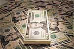 Twenty dollar banknotes
