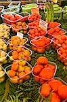 Farmer's Market, Campo dei Fiori, Rome, Latium, Italy