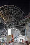 Kyoto Station, Kyoto, Kyoto Prefecture, Kinki Region, Honshu, Japan