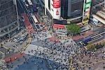 Bezirk Shibuya, Tokio, Kanto-Region, Honshu, Japan