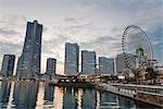 Yokohama Landmark Tower, Yokohama, Kanagawa Prefecture, Kanto Region, Honshu, Japan