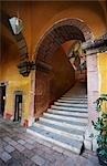 Art Gallery in San Miguel de Allende, Guanajuato, Mexico