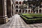 Museum Courtyard, Mexico City, Mexico