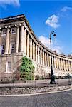 Royal Crescent, Bath, Avon, England, United Kingdom, Europe