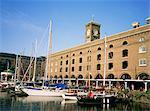 St. Katherine's Dock, London, England, United Kingdom, Europe
