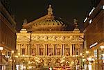 Opera House, Paris, France, Europe