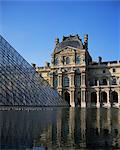 The Louvre, Paris, France, Europe