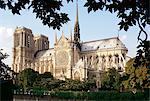 Cathédrale de Notre Dame, Paris, France, Europe