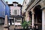 Marché Cross House, Windsor, Berkshire, Angleterre, Royaume-Uni, Europe