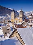 Briancon, Hautes-Alpes, Provence, France, Europe