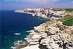 Bonifacio, Corsica, France, Mediterranean, Europe
