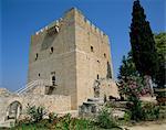 Kolossi castle, Limassol, Chypre, Méditerranée, Europe
