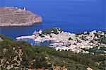 Puerto de Soller, Majorque, Baléares Îles, Espagne, Méditerranée, Europe