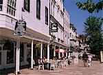 Les tuiles, Tunbridge Wells, Kent, Angleterre, Royaume-Uni, Europe