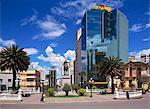 Plaza Del Estudiante, La Paz, Bolivia, South America