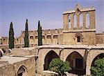 Bellapais Abbey, Cyprus, Europe