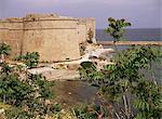 La forteresse Byzantine, Kyrenia (Girne), région du Nord, Chypre, Europe