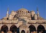 Blue Mosque (Sultan Ahmet), Istanbul, Turkey, Eurasia
