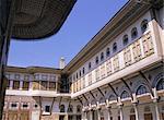 Le harem, le Musée du Palais de Topkapi, Istanbul, Turquie, Europe