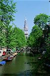 Zuiderkerk de Staal Straat, Amsterdam, Hollande, Europe
