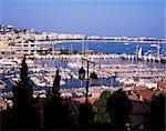 Cannes et le Festival de théâtre, Cannes, Alpes-Maritimes, Côte d'Azur, Côte d'Azur, Provence, France, Europe