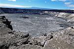Cratère Halemaumau, Big Island, Hawaii, Hawaii, États-Unis d'Amérique, Pacifique, Amérique du Nord