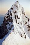 Camping/hors-piste sur la crête Mt Hood