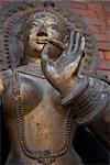 Statue in Lalitpur, Kathmandu, Nepal