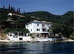 The White House,Corfu,Greece