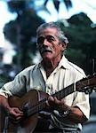 Guitar Singer,San Jose Park,Costa Rica.